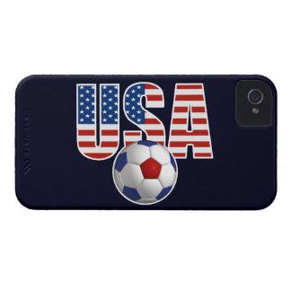 Fútbol de los E.E.U.U. iPhone 4 Protectores