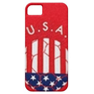 Fútbol de los E.E.U.U. iPhone 5 Cárcasas