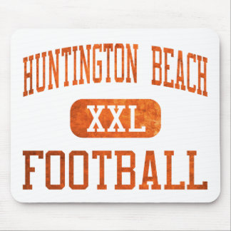 Fútbol de los engrasadores de Huntington Beach Alfombrilla De Ratón