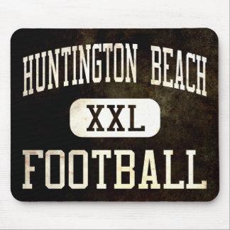 Fútbol de los engrasadores de Huntington Beach Tapete De Ratón