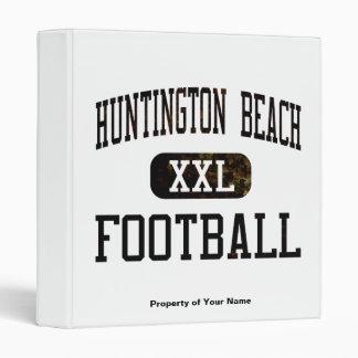 Fútbol de los engrasadores de Huntington Beach Carpeta 2,5 Cm