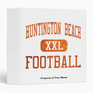 Fútbol de los engrasadores de Huntington Beach Carpeta 3,8 Cm