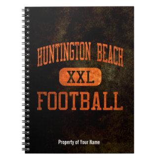 Fútbol de los engrasadores de Huntington Beach Cuaderno