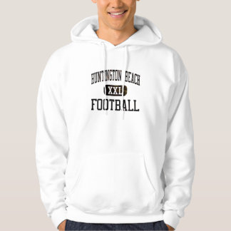 Fútbol de los engrasadores de Huntington Beach Sudadera