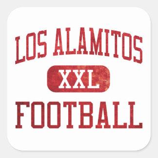 Fútbol de los grifos de Los Alamitos Etiquetas