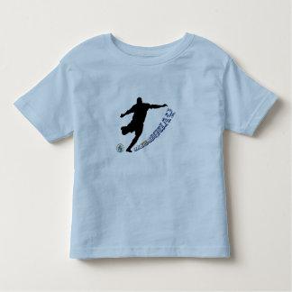 Fútbol de Uruguay Camiseta De Bebé