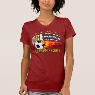 Fútbol de Uruguay Camisetas