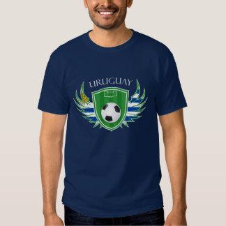 Fútbol del balón de fútbol de Uruguay Camiseta