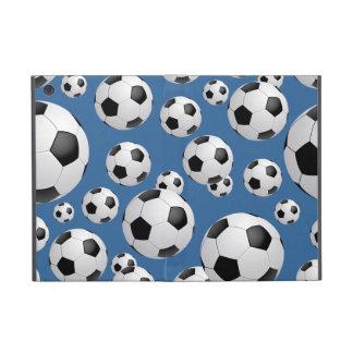 Fútbol del fútbol iPad mini coberturas