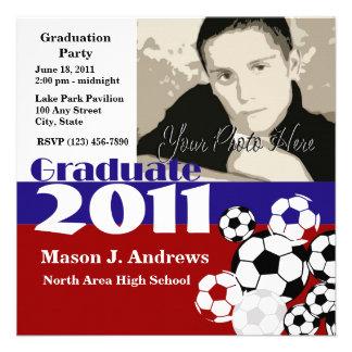 Fútbol del graduado 2011/ anuncios