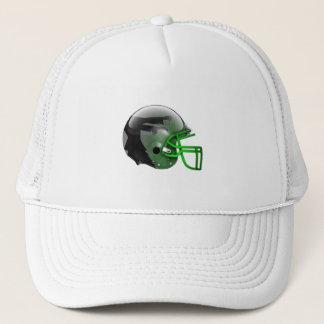 Fútbol del zombi gorra de camionero
