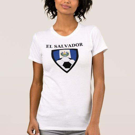 Fútbol eléctrico de Salvador Camisetas