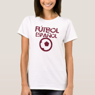 Futbol Español Camiseta