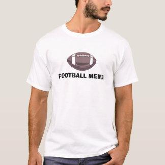fútbol, FÚTBOL MEMA Camiseta