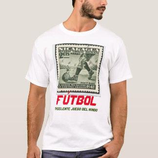 ¡Fútbol - juego excelente del mundo! Camiseta