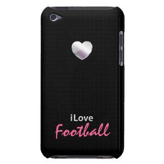 Fútbol lindo Case-Mate iPod touch cárcasas