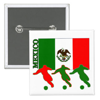 Fútbol México Pins