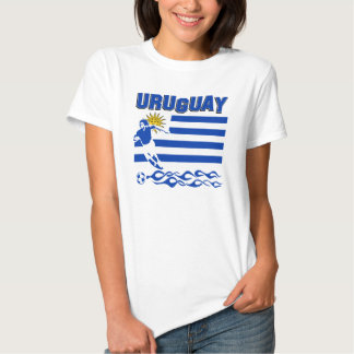 Fútbol uruguayo camisetas