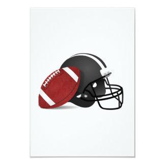Fútbol y casco comunicados