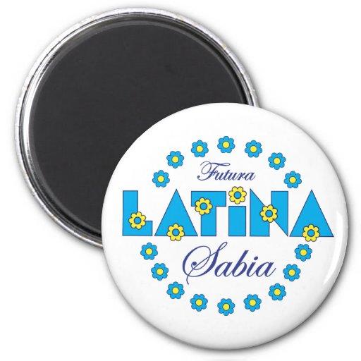 Futura Latina Sabia Imanes De Nevera