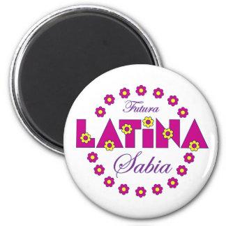 Futura Latina Sabia Iman
