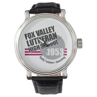 FVLHS fundado en 1953 Reloj