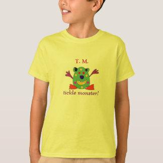 ¡FX- monstruo de las cosquillas! Camisa