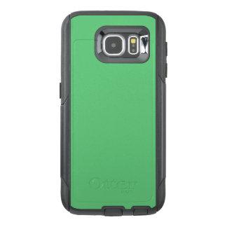 G09 Mellow agradable color verde claro Funda OtterBox Para Samsung Galaxy S6