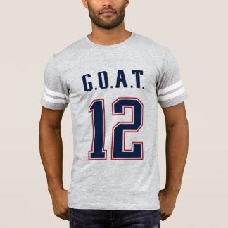 G.O.A.T. Número 12 Camiseta