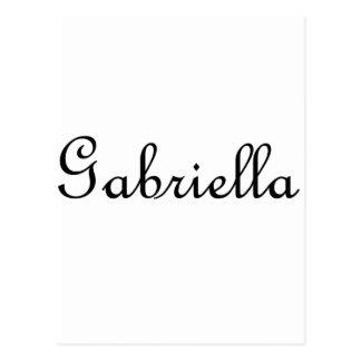 Gabriela Postal
