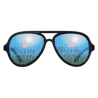 Gafas De Fiesta De Aviador Animal SUPERIOR de Pilates