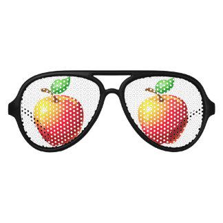 Gafas De Fiesta De Aviador Apple de mi ojo