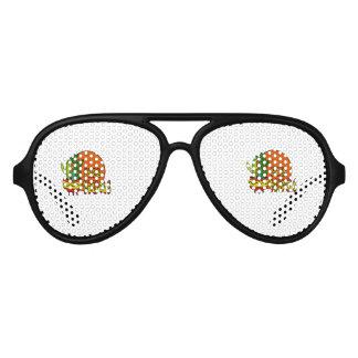 Gafas De Fiesta De Aviador Cactus - libere los abrazos
