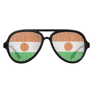 Gafas De Fiesta De Aviador Niger