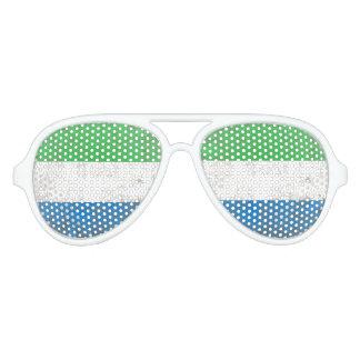 Gafas De Fiesta De Aviador Sierra Leone