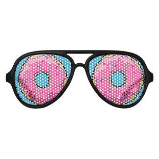Gafas De Fiesta De Aviador Sombras del fiesta del buñuelo del FD