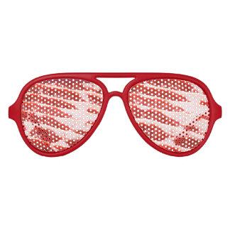 Gafas De Fiesta De Aviador todo lo que veo es tocino