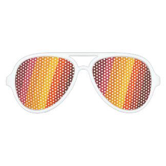 Gafas De Fiesta De Aviador Vidrios de Sun del otoño