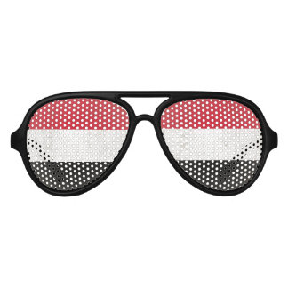 Gafas De Fiesta De Aviador Yemen