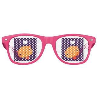 Gafas De Fiesta Retro amor