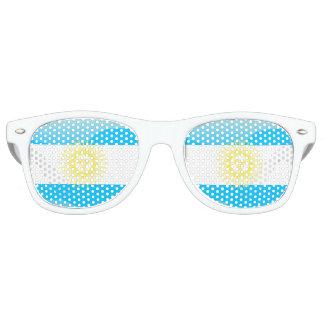 Gafas De Fiesta Retro Argentino Sun de mayo