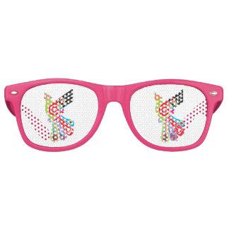 Gafas De Fiesta Retro bird-1238913