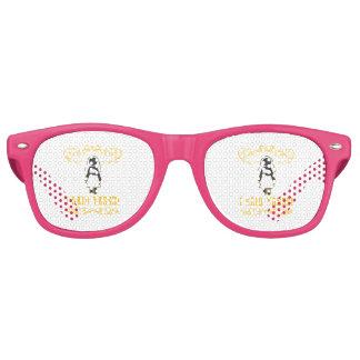 Gafas De Fiesta Retro ¡Dije a Yasss! Regalos de Bachelorette