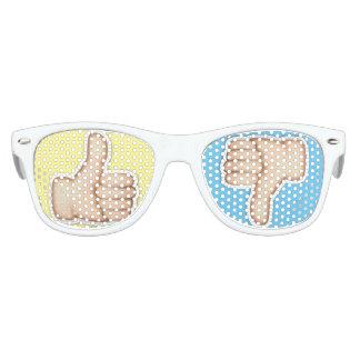 Gafas De Fiesta Retro emoji