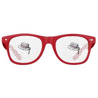 Gafas De Fiesta Retro Engranaje de la reunión