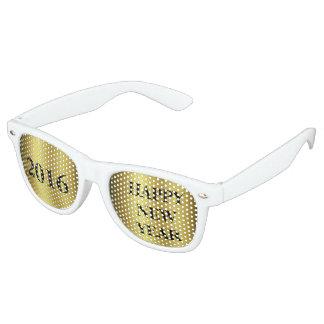 Gafas De Fiesta Retro Feliz Año Nuevo