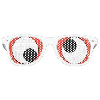 Gafas De Fiesta Retro Fiesta de los Googly-Ojos de la diversión