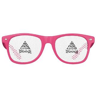 Gafas De Fiesta Retro Illuminati