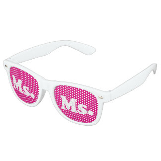 Gafas De Fiesta Retro Ms Glasses