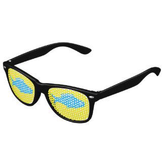 Gafas De Fiesta Retro Pescados azules